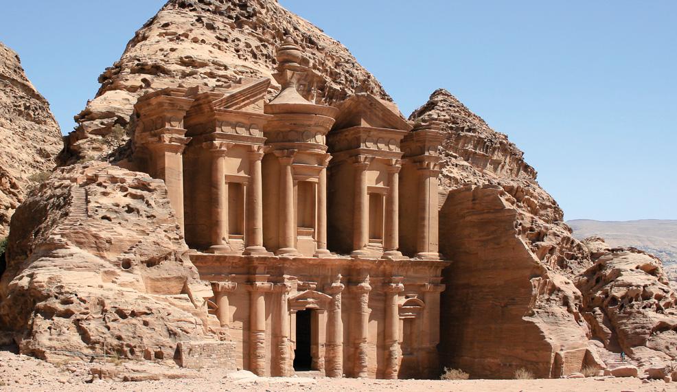 آلهة ذو الشرى وأثرها في الديانة النبطية القديمة بالعربية